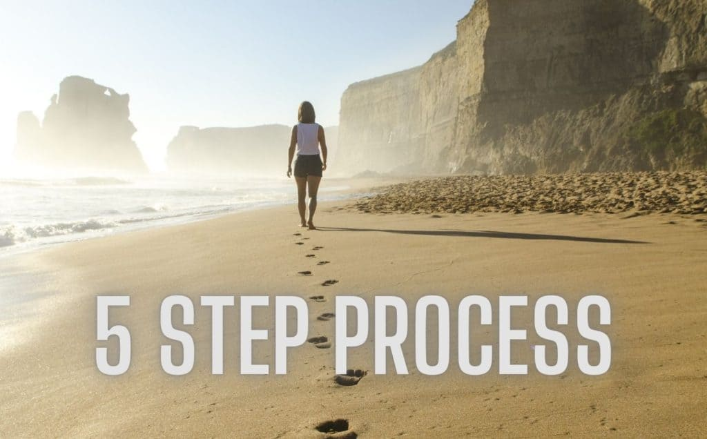 Spiritual Practice For Money 5 Step Process